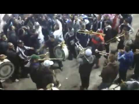 La barra de caseros tocando - La Barra de Caseros - Club Atlético Estudiantes
