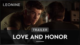 Nonton Love And Honor   Trailer  Deutsch German  Film Subtitle Indonesia Streaming Movie Download