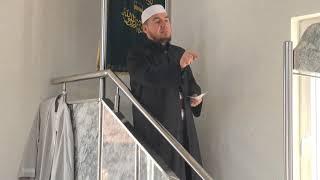 Mos vjedh në bahçe të kojshisë - Hoxhë Rafet Zaimi