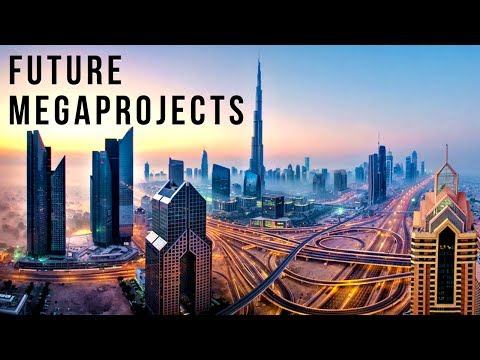 Status profundos - The World's Future MEGAPROJECTS (2017-2040's)