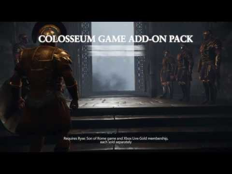 Tráiler del pack Colosseum de Ryse: Son of Rome