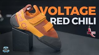 Red Chili Voltage and Voltage LV - 2019 climbing shoes by WeighMyRack