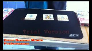 3карты монте (фокусы,трюки,магия)