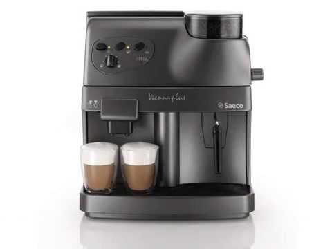 Philips Saeco RI9737 21 Vienna Plus Automatic Espresso Machine Review