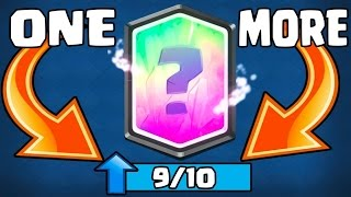 Video ONE MORE LEGENDARY :: Clash Royale :: WIILL I GET IT FROM THE CHEST OPENING? MP3, 3GP, MP4, WEBM, AVI, FLV Mei 2017