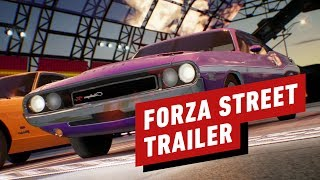 Forza Street - Announcement Trailer by IGN