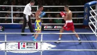 Video MAXWELL vs. LOMACHENKO - Week 10 - WSB Season 3 MP3, 3GP, MP4, WEBM, AVI, FLV Februari 2019