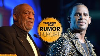 R Kelly's Camp Reaches Out To Bill Cosby's Publicist For Help