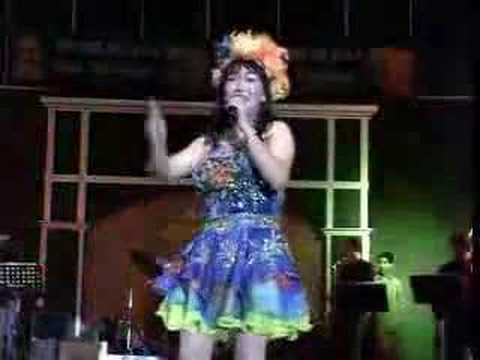 Hokkien song - Miss evlin , Jakarta Show , hokkien.