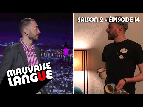 Mauvaise Langue S02E14 (intégral): Accord cadre et Game Boy видео