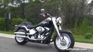 7. New 2014 Harley Davidson Fatboy Motorcycles for sale Fat Boy