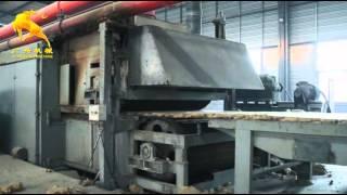 Оборудование для производства минеральной ваты