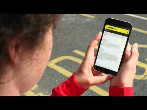 Video of BBC Sport