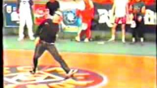 Szolnok Hungary  City new picture : 1989 Szolnok Hungary - Break Dance World Championship