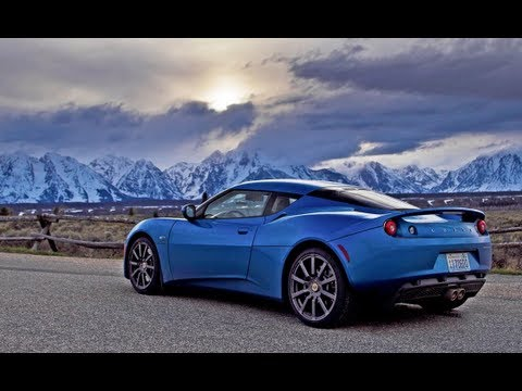 Lotus - On this episode of Epic Drives, Motor Trend executive editor Ron Kiino explores the roof top of America in a 2011 Lotus Evora, taking in all the beauty (and ...