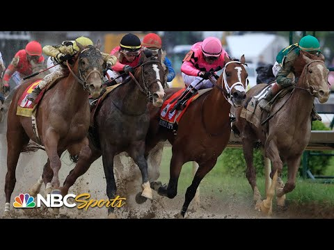 Kentucky Derby 2019 (FULL RACE) ends in historic controversial finish | NBC Sports - Thời lượng: 5:20.