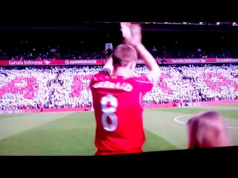 Gerrard, un mito una leggenda!
