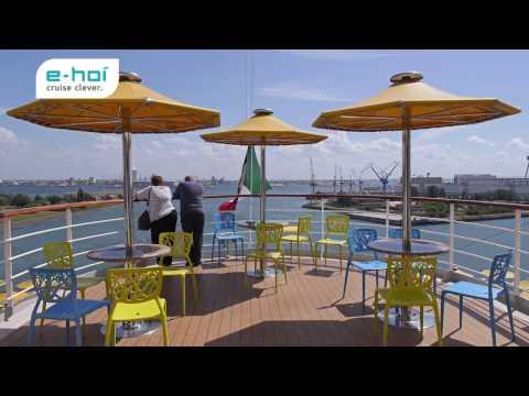 Costa Favolosa: Ein märchenhaftes Schiff