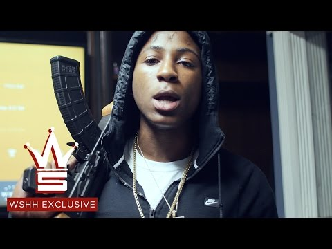 "NBA YoungBoy ""I Ain't Hiding"" (WSHH Exclusive - Official Music Video)"