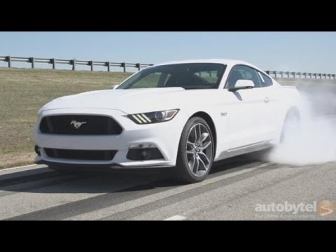 10 Things You Need to Know About the 2015 Ford Mustang Video Review