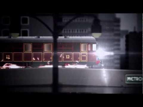 Tekst piosenki OMD - Metroland po polsku