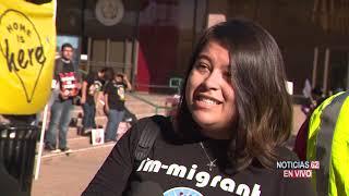 Marcha a favor de Daca en San Bernardino – Noticias 62 - Thumbnail