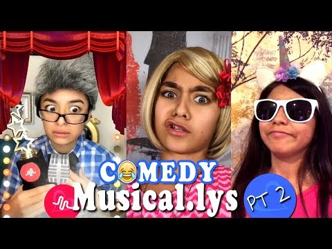 Videos musicales - Comedy Musically Compilation 2018 - Best Musical.ly Videos // GEM Sisters