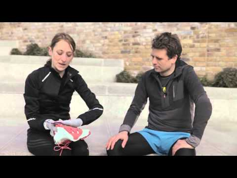 Guide to running:'barefoot' shoes review