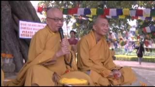 Hành Hương Phật Tích Ấn Độ - Nepal do TT. Thích Nhật Từ hướng dẫn - 11-2014 - Phần 2