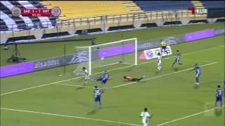 اهداف مباراة السد 3 - 2 الخريطيات - دوري نجوم قطر