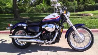 5. 2011 Honda Shadow RS - DallasMoto.net