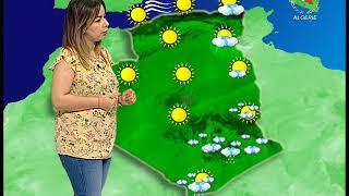 Retrouvez la météo du vendredi 14 juin 2019 sur Canal Algérie