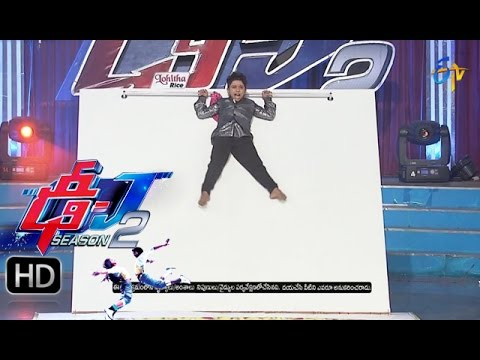 Dhee Juniors2 - Sivamani Performance - 24th February 2016    - ఢీ జూనియర్స్2