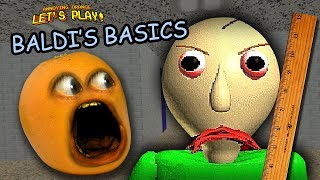 Video Annoying Orange plays Baldi's Basics in Education and Learning! MP3, 3GP, MP4, WEBM, AVI, FLV Juli 2018
