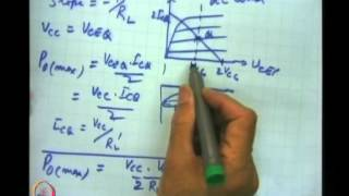 Mod-06 Lec-31 Power Amplifier (contd.)