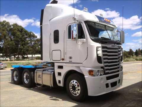 Грузовики freightliner argosy 2012 demo truck