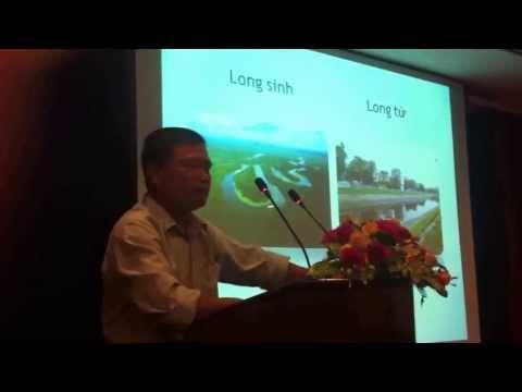 Chuyên gia phong thủy Trần ngọc Kiệm giảng phong thủy & tâm linh tại KS Rex SG 10/2012