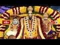 Annavaram Sri Satyanarayana Swamy Kalyanotsavam at 5th Day Bhakthi TV #KotiDeepotsavam 2017 - Video