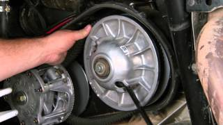 2. Ultimax Tips - Polaris Ranger drive belt change