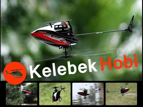 RC Helikopter   Mini 3d   Akrobatik   İndoor ve Outdoor Model