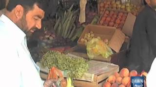 Pakistan-Mansehra As Live about fruit, Reporter Nsiar Ahmad Khan . DAWN TV