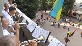 Джазовий перформанс у Хмельницькому