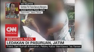 Video Breaking News - Ledakan Diduga Bom Guncang Bangil Pasuruan MP3, 3GP, MP4, WEBM, AVI, FLV Juli 2018