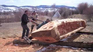 Video Dugout Canoe Carving: The Story of Belladonna Beaver MP3, 3GP, MP4, WEBM, AVI, FLV Juni 2019