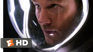 Nonton Passengers (2016) - We're Out of Time Scene (8/10) | Movieclips Film Subtitle Indonesia Streaming Movie Download