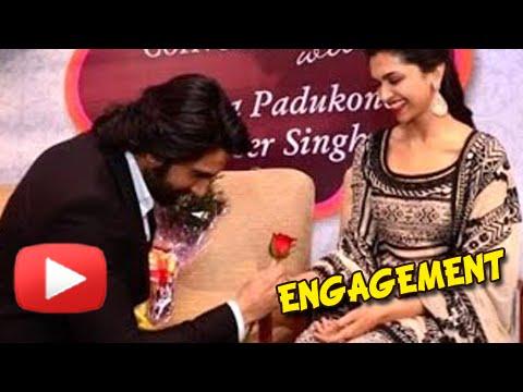 Ranveer Singh And Deepika Padukone To Get Engaged