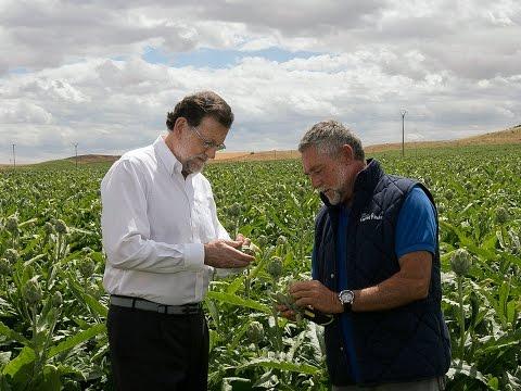 Rajoy: Estamos #Afavor del mundo rural