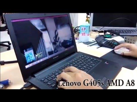 Lenovo G405s AMD A8 battlefield 3