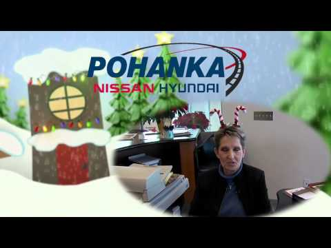 pohankanissanhyundai - http://www.savewithpohanka.com Happy Holidays from Pohanka Nissan Hyundai of Fredericksburg.