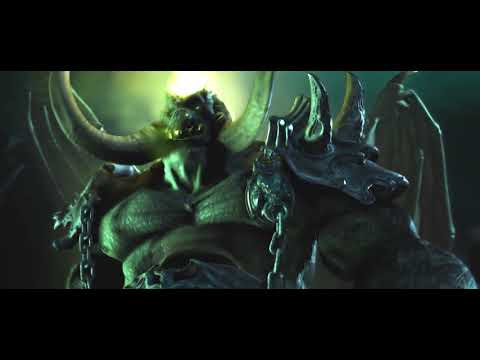 Orc Ending Cinematic - Warcraft III Reforged